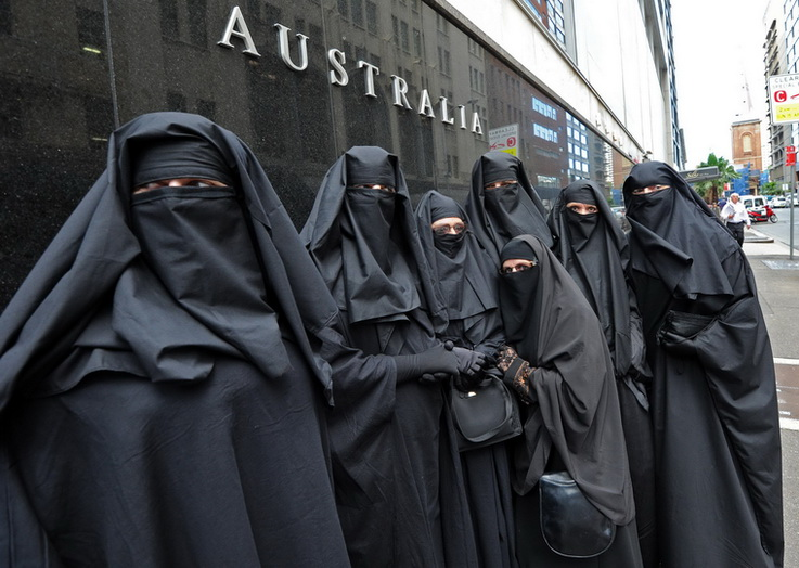 AUSTRALIA-POLITICS-ISLAM-RELIGION-FILES